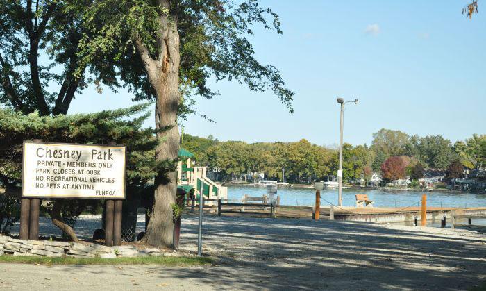 Chesney park